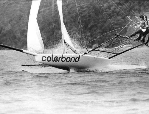 COLORBOND 18′ Racing Skiff