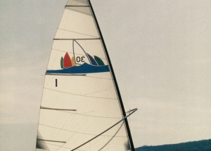 Custom composite spars and masts for Wyliecat