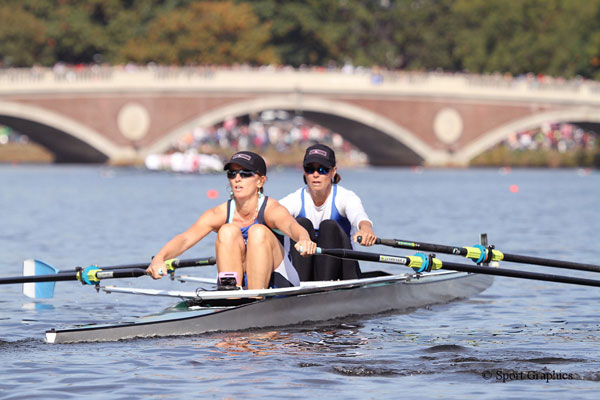 Sands Bohrer/Muri on way to new record for HOCR 2013